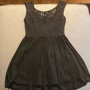 Forever 21 Black dress (Lacey)
